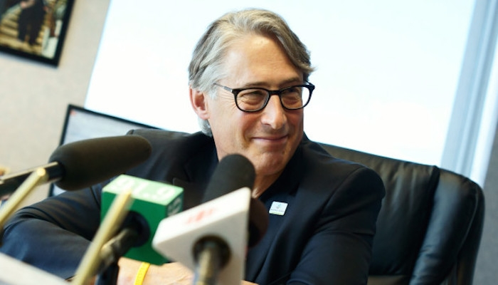 Jacques Dubé. Photo: acadienouvelle.com