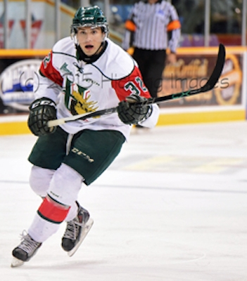 Bobby Smith wants to pay Andrew Shewfelt less than minimum wage because screw him, that's why. Photo: eliteprospects.com