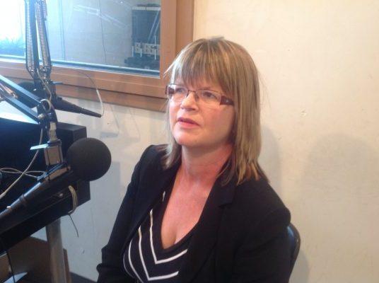 Dartmouth candidate Kate Watson