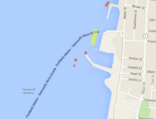 map: marinetraffic.com