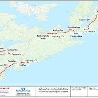 Nova Scotia wants to spend several billion dollars on new highways: Morning File, Friday, July 15, 2016