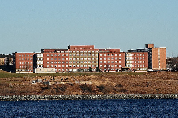 The Nova Scotia Hospital in Dartmouth. Photo: rwkphotos / Flickr