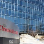Another reporter leaves the Chronicle Herald: Morning File: Friday, August 19, 2016