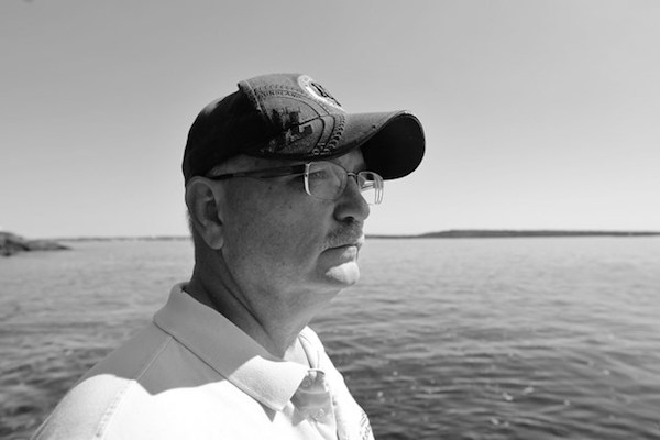 Tom McCoag. Photo: Ted Pritchard / Local Xpress