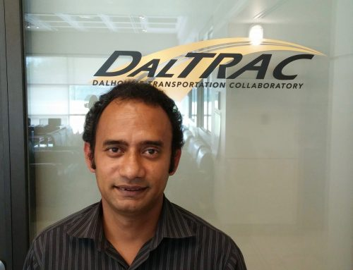 Ahsan Habib, director and founder of the Dalhousie Transportation Collaboratory (DalTRAC), wants to bring evidence to our transportation decision-making.
