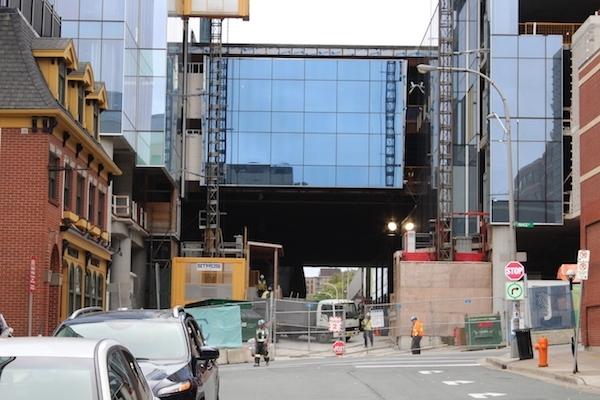 The Grafton Street Glory Hole. Photo: Halifax Examiner
