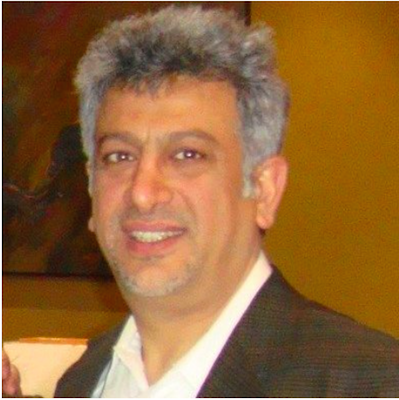 Navid Saberi. Photo: LinkedIn