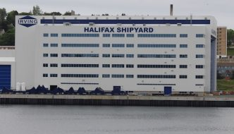 Davie and Irving shipyards are in the midst of a lobbying blitz in Ottawa