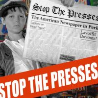 Stop the presses! SaltWire and the destruction of journalism: Morning File, Monday, April 17, 2017