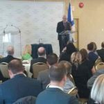 Marc Garneau comes to Halifax to remind us that he's not doing anything for passenger rail