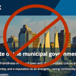 Totally not talking about the city's sucky website redesign: Morning File, Wednesday, July 19, 2017