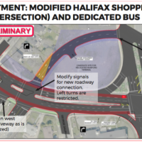 Halifax Transit rolls out designs for Transit Priority Lanes on Bayers Road and Gottingen Street