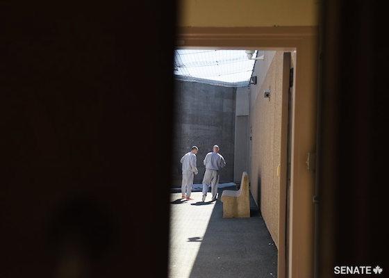 Scotia springhill prison nova Springhill prison