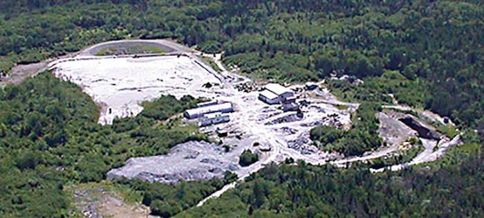 Gold mining on the Eastern Shore stumbles