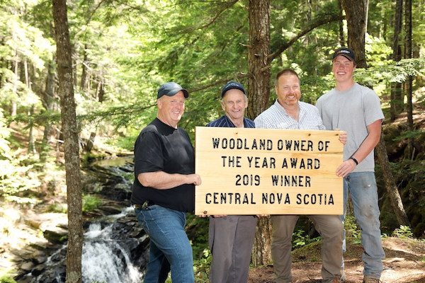 Woodlot owner of the year
