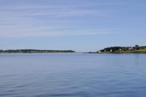 Big and Little Tancook Island, in Mahone Bay.