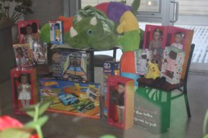 Toys donated as Christmas gifts to children of incarcerated parents