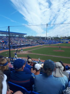 Blue Jays spring training ballpark.