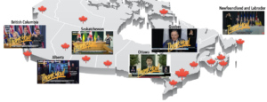 Header for the Accessible Canadian Emergency Announcements in SL facebook page.