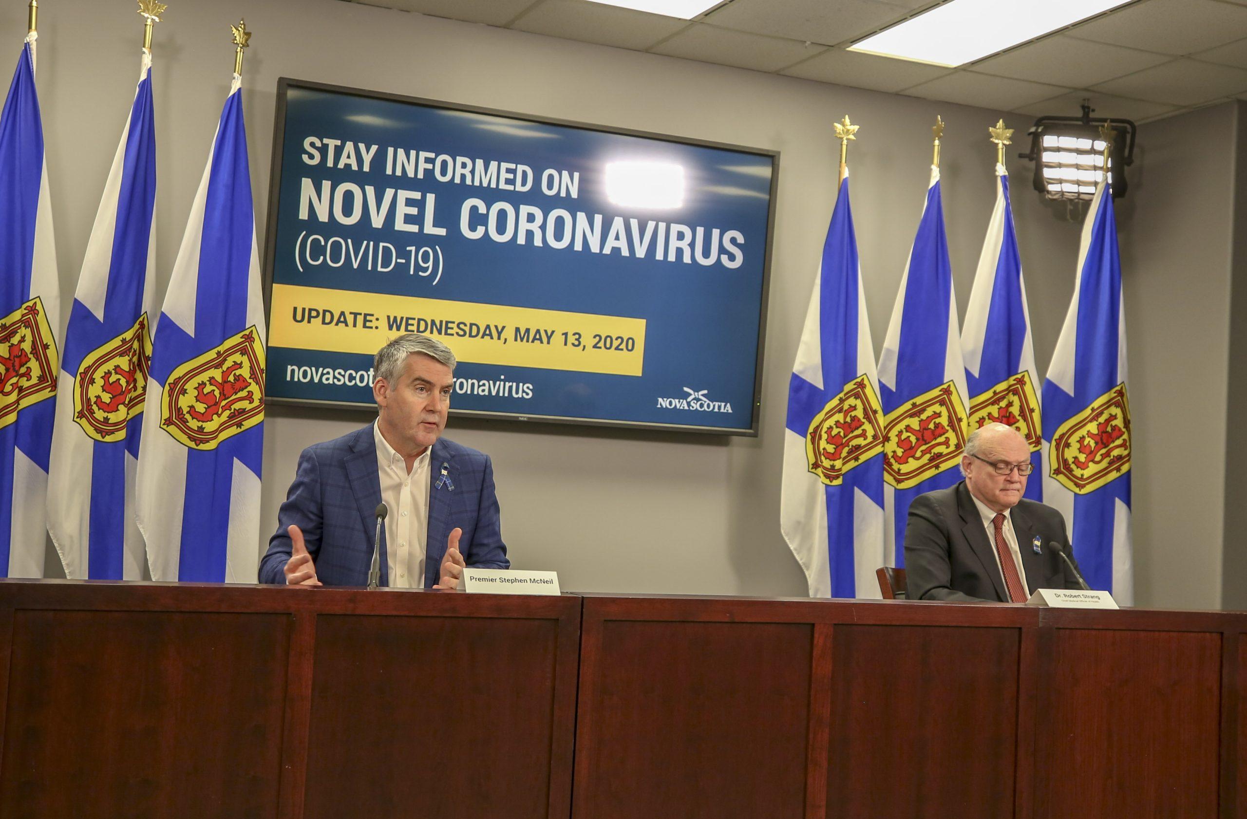 1 death, 1 new COVID-19 case identified in Nova Scotia