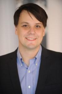 Headshot of Ian Mosby