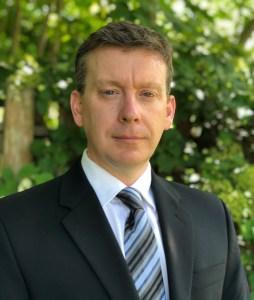 SMU professor Blake Brown (contributed)