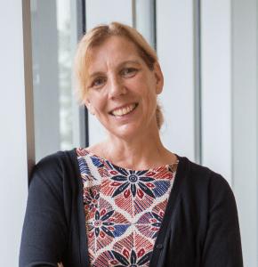 Headshot of professor Sara Kirk
