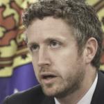 Premier Iain McNeil