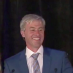 Newly elected premier Tim Houston