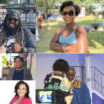 Several photos of Black people from this week's news