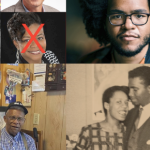 A collage of photos of Black people in this week's Black News File