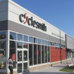 The outside of Cyclesmith on a sunny day