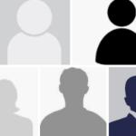 Generic headshot placeholders found on google