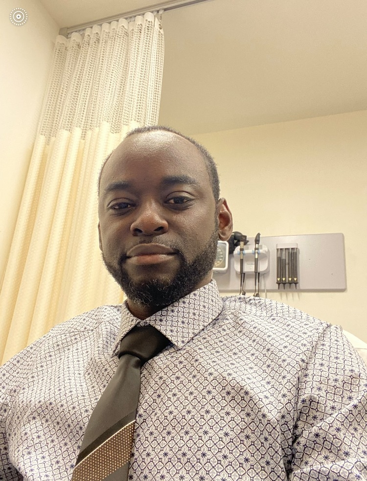 Dr. Jerry Asiedu is the newest full-service family doctor at Soldier's Memorial Hospital in Middleton. Photo: Middleton Collaborative Practice / Facebook.